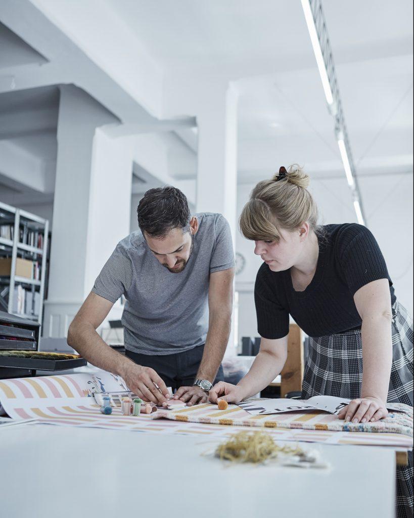 CARPT About Designer Hamdi Yenerer und Elisabeth Kätzl
