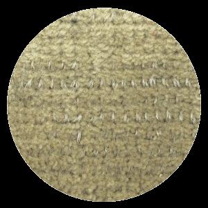 Carpt handgefertigter Teppich Bichrome Reef beiged hazel