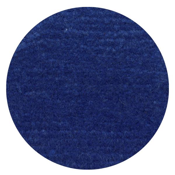 Carpt handgeknüpfter Himalaya-Wolle Teppich Bouncy Wool Breezy blue