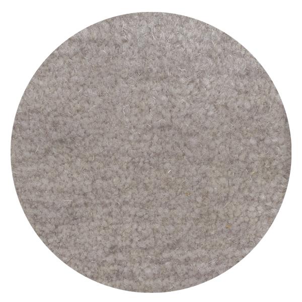 Carpt handgeknüpfter Himalaya-Wolle Teppich Bouncy Wool Frozen grey