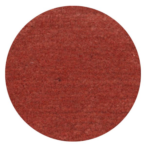 Carpt handgeknüpfter Himalaya-Wolle Teppich Bouncy Wool Rusty coral