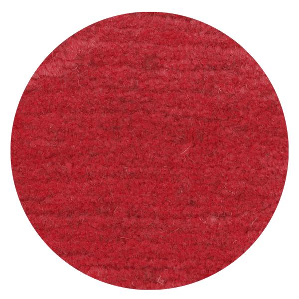 Carpt handgeknüpfter Himalaya-Wolle Teppich Bouncy Wool Vibrant pink