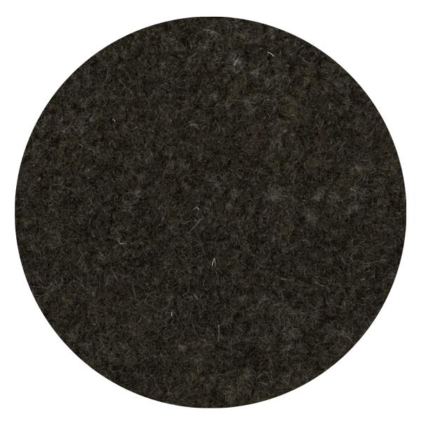 Carpt handgefertigter ungefärbter Himalaya-Wolle Teppich Natural Raised dark