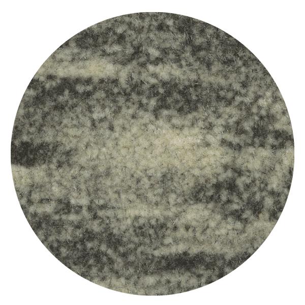 Carpt handgefertigter ungefärbter Himalaya-Wolle Teppich Natural Raised stormy mix