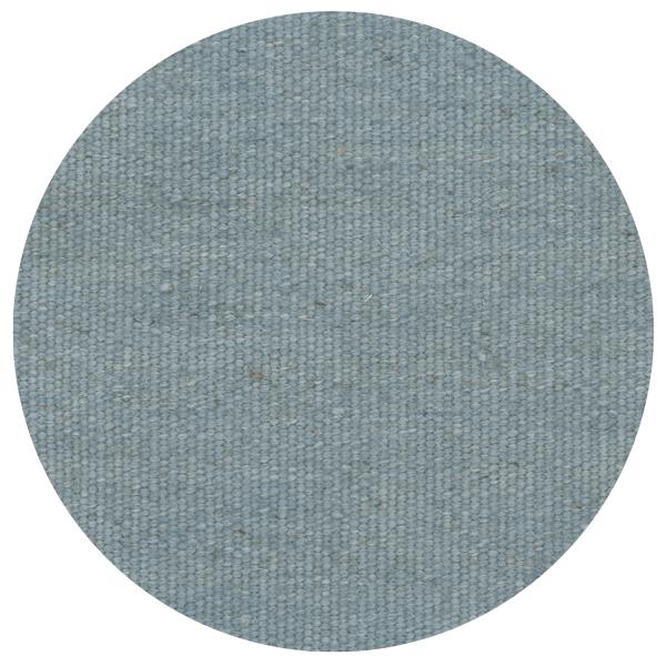 Carpt handgewebter Himalayaschurwolle Kelim Teppich Nepal Kilim Baby blue