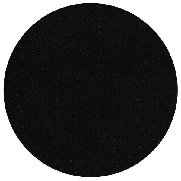 Carpt handgewebter Himalayaschurwolle Kelim Teppich Nepal Kilim Dodgy black