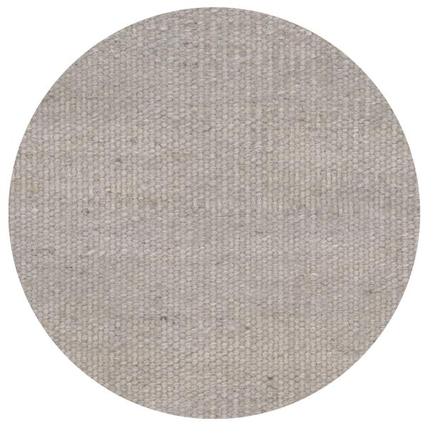 Carpt handgewebter Himalayaschurwolle Kelim Teppich Nepal Kilim Frozen grey