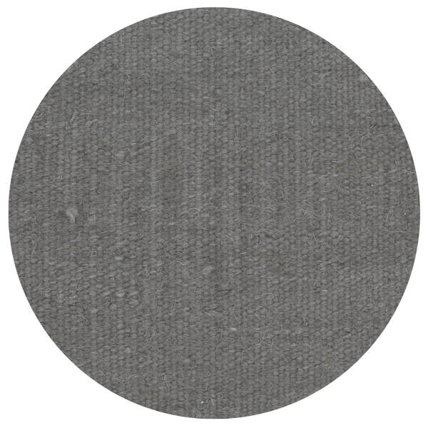 Carpt handgewebter Himalayaschurwolle Kelim Teppich Nepal Kilim Glossy grey