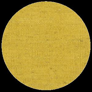 Carpt handgewebter Himalayaschurwolle Kelim Teppich Nepal Kilim Lemony yellow