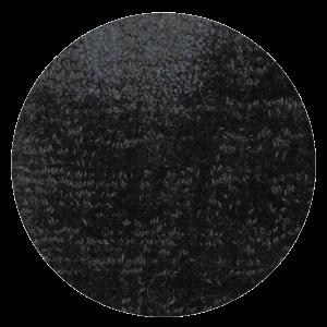Carpt handgefertigter Teppich Shiny Cotton Caviar
