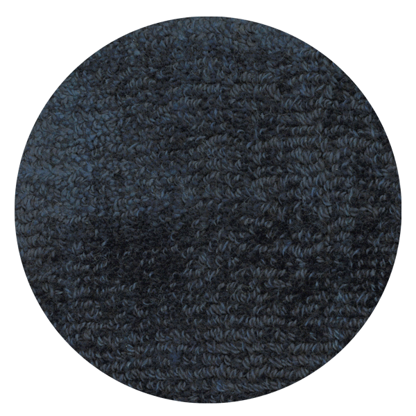 Carpt handgefertigter Teppich Shiny Cotton Wale